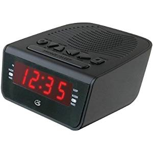 "Digital Products International - Gpx C224b Desktop Clock Radio - 2 X Alarm - Am, Fm ""Product Category: Radios/Clock Radios"""