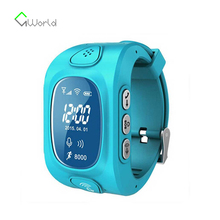 Smart Child Watch SIM Card Calling Phone GPS Wifi Location Tracker Remote Monitor Wristwatch Child Anti Lost Clock GSM Phone