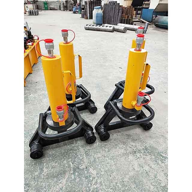 Ultra high pressure portable hydraulic steel bending machine 32MM steel bending machine
