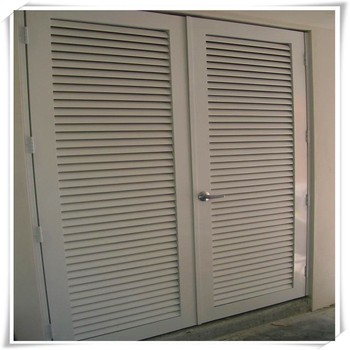 Lovely Wholesale Widely Used Customized Aluminium Frame Exterior Glass Louver Door