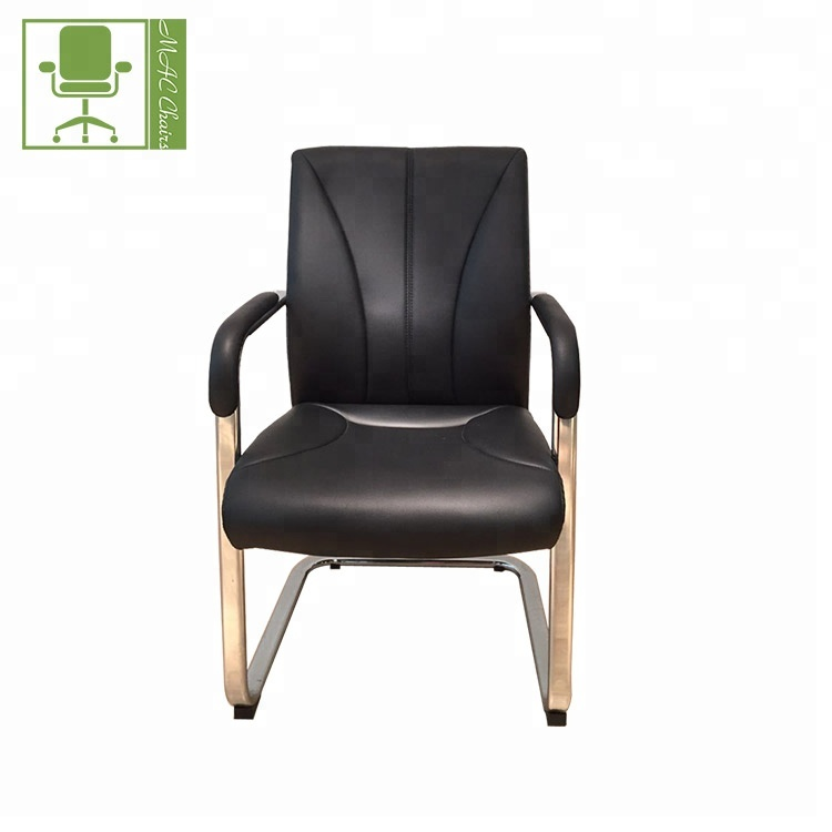 Bar Chairs High Quality Pu Material Short Swivel Lifting Chair Ergonomic Bar Stool Office/waiting Room/reception/computer Chair Cadeira Skilful Manufacture