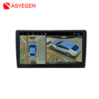 Newst 360 Around View System 3D Around View Monitor System Camera Special For 2018 Toyota Prado