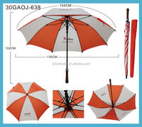 2012 cheap and new fashion the cost of subway golf umbrella
