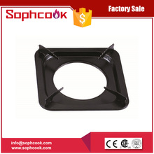 high quality gas stove spare parts ,iron gas stove pan support / gas stove grill