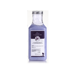 100% Pure Plants Extracts Lavender Whitening Bath Salts OEM/ODM Professional Supplier