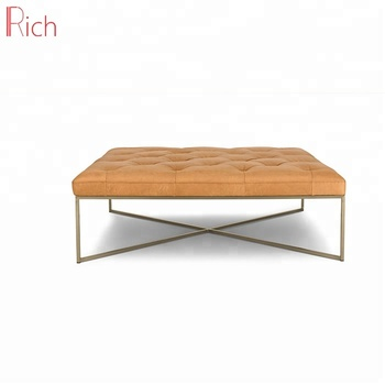 Phenomenal Cube Tufted Pu Ottomans And Pouf Steel Legs Ottoman View Cube Tufted Stool Rich Furniture Product Details From Foshan Rich Furniture Co Ltd On Machost Co Dining Chair Design Ideas Machostcouk