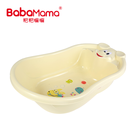 Free Sample Folding Foldable Baby Bath Tub With Thermometer Claw Foot Plastic Standing Spa Tub Set For Baby Bathtub With Stand