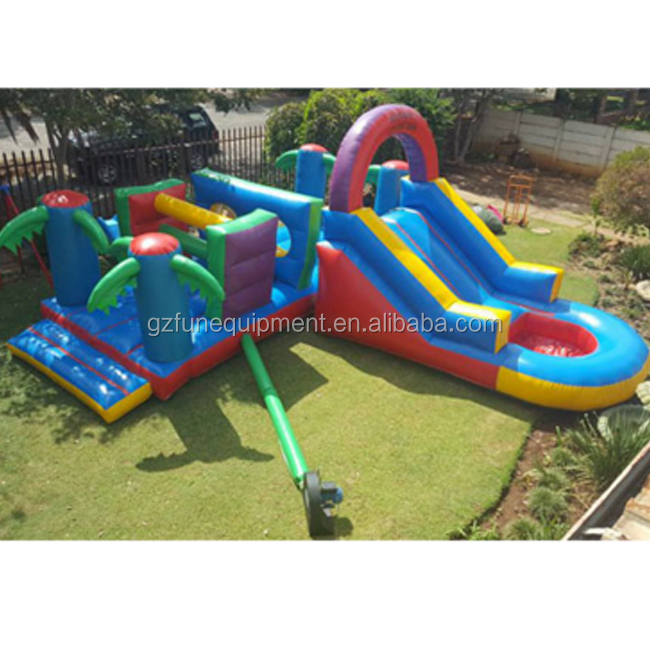 hot sale inflatable castle.jpg