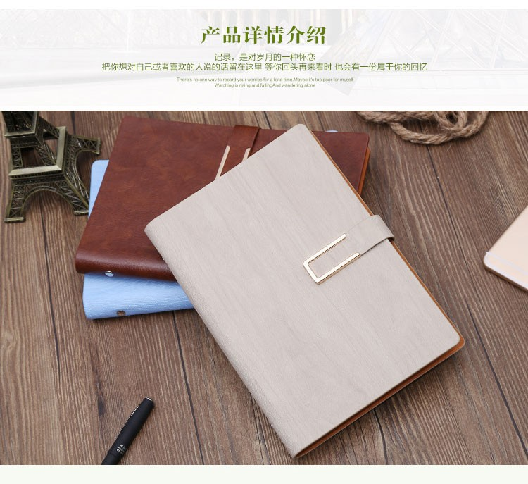 decorative school diary cover design personalized diary with lock classmate diary