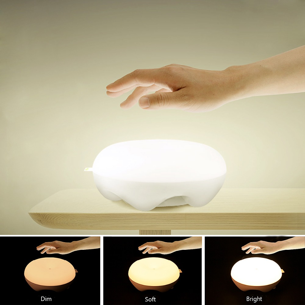 2017 New IPUDA dimmable led usb light table lamp for bedroom in Italy