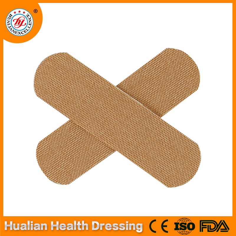 Medical Elastic cohesive bandage first aid plaster for wound care
