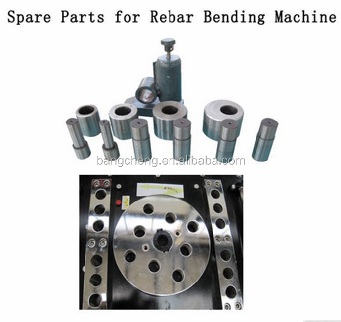 Better Flexibility Spares Parts Offered Arc Bending Machine /steel ...