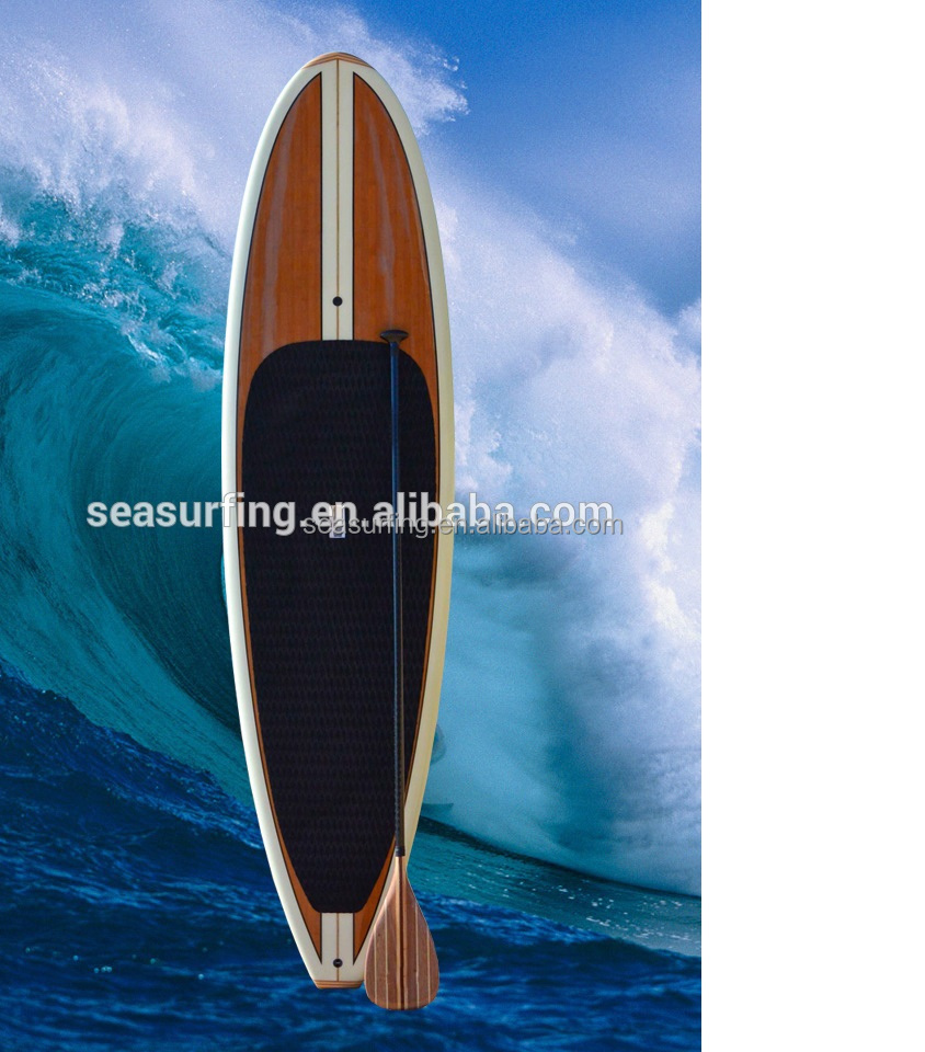 2018hot Selling Super Wooden Stand Up Paddle Boardsup Stand Up Paddle Board View Sup Stand Up Paddle Board Seasurfing Product Details From