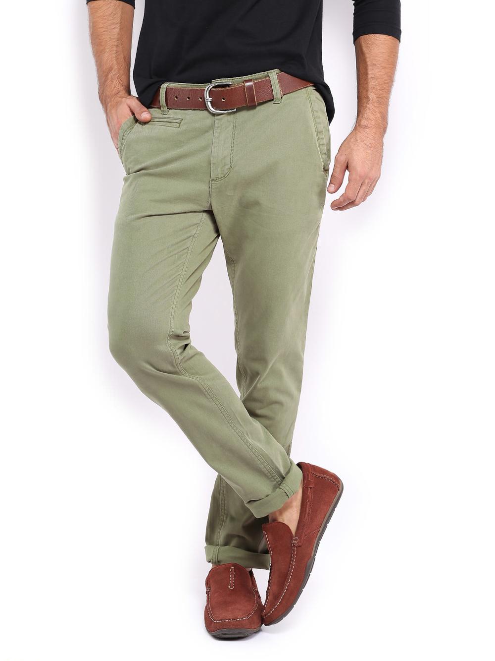 Olive Green Chino Man Pants - Buy Man Pants,Olive Green Pants,Chino Pants  Product on Alibaba.com
