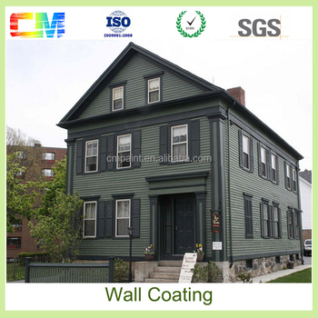 Eco Friendly Building Material Thermal Insulation Paint Nano Coating Exterior