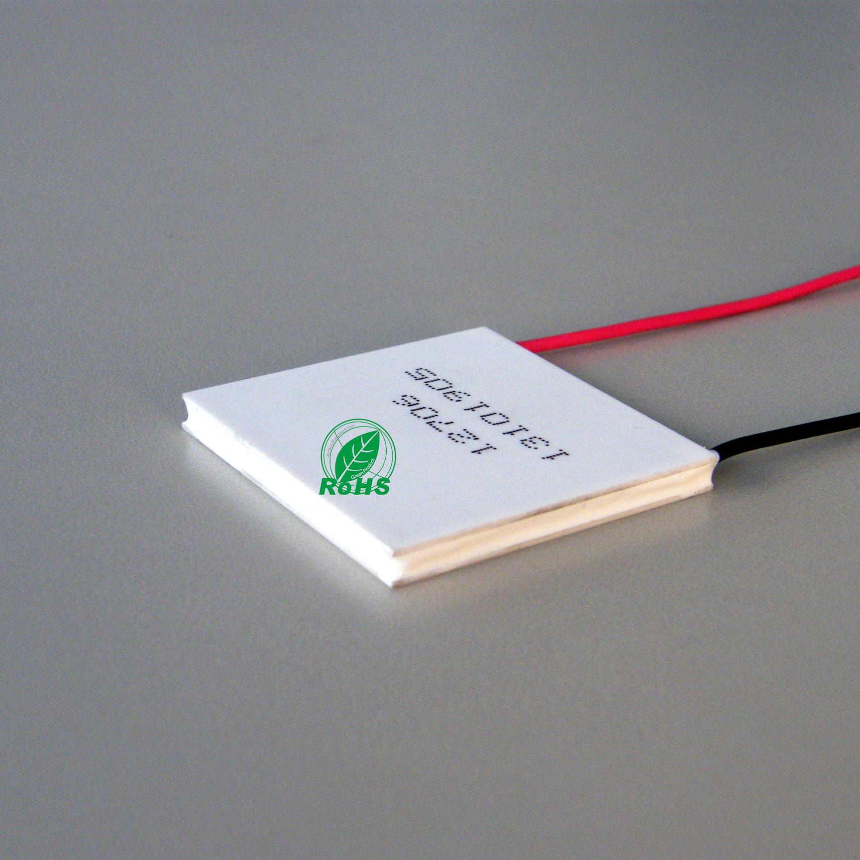 TEC1-12706 30*30mm 12V 60W termoelektrik peltier modülü
