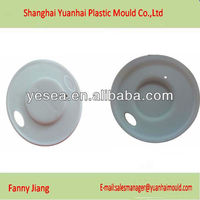 foodgrade folding coffee cup lid injected parts