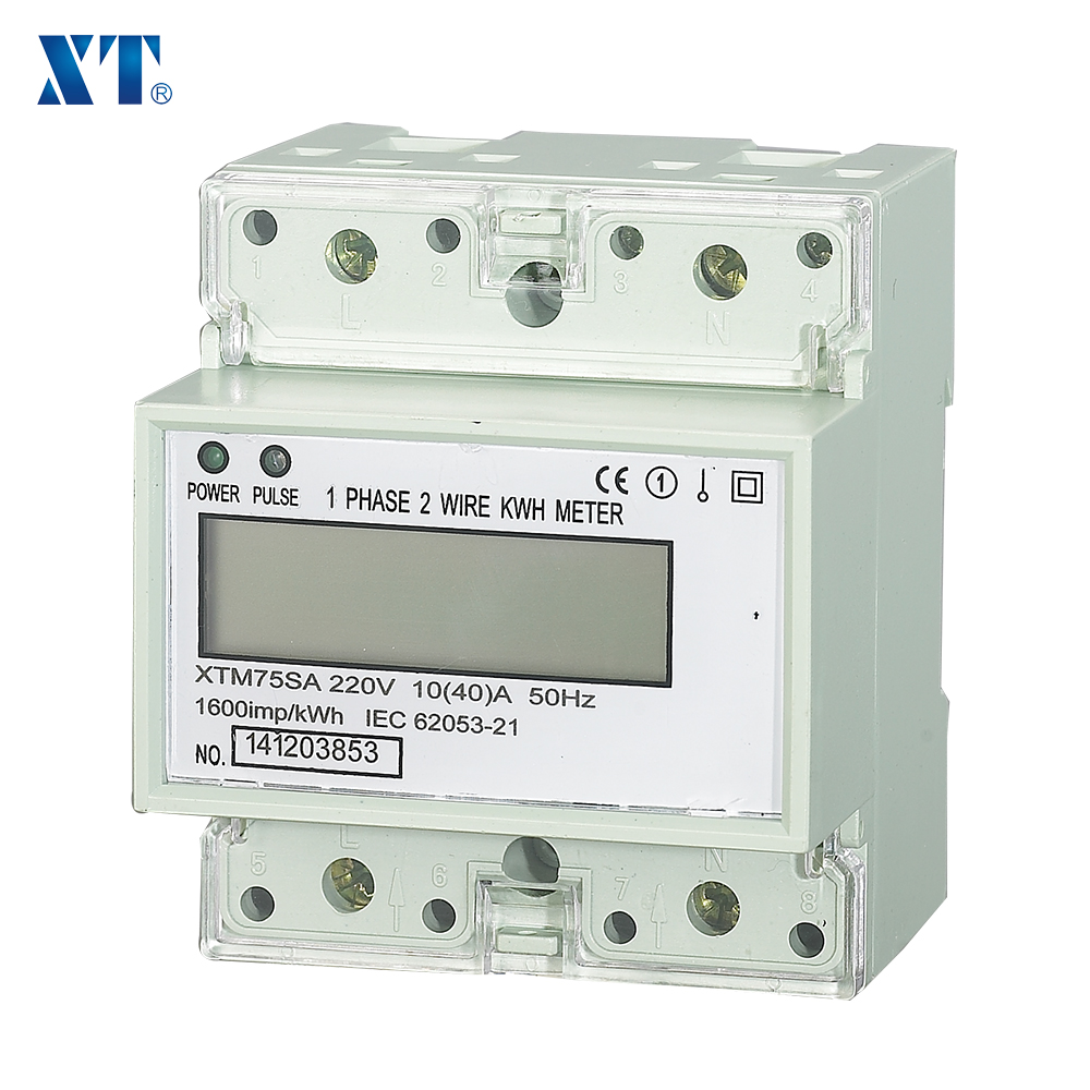 Energy Meter Expert / Single Phase Two Wire Active Energy Meter ...
