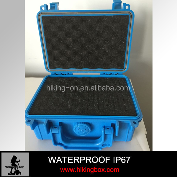Outdoor small carrying waterproof fireproof case
