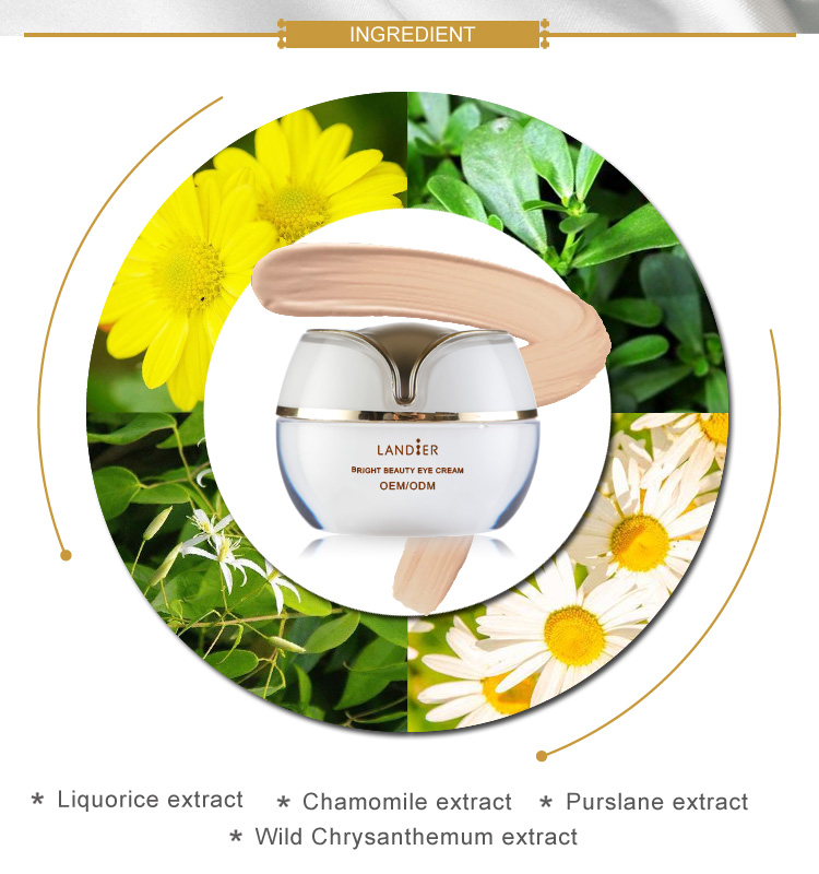 Best Deep Moisturizing Anti-aging Eye Cream Remove Dark Circles