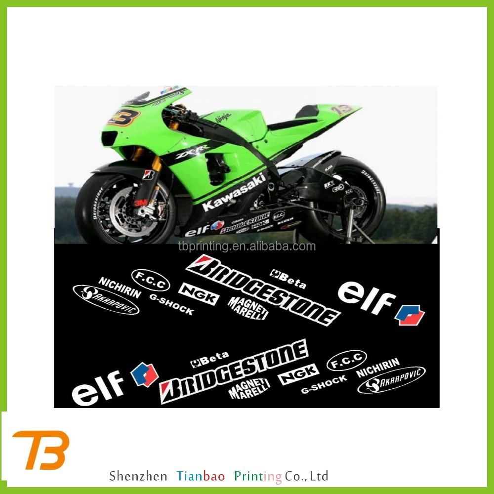 Custom Motorcycle Sticker Custom Motorcycle Sticker Suppliers And - Custom motorcycle stickers racing