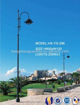 Decorative antique cast iron outdoor l& post street lighting pole & Decorative Antique Cast Iron Outdoor Lamp Post Street Lighting Pole ...