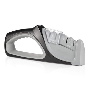 Nuoten 2019 kitchen ceramic 4 stage knife sharpener tool as seen on TV