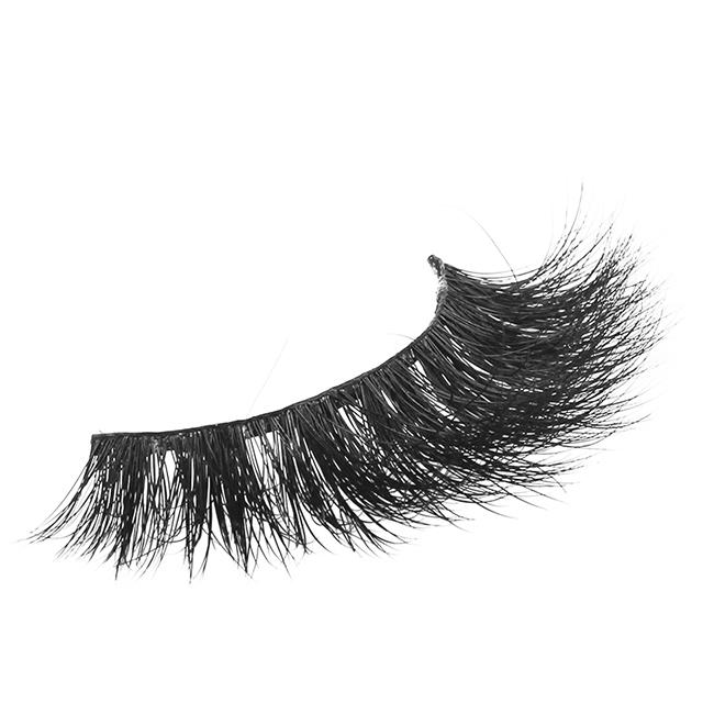 Oem Eye Cosmetic Tools Mink Lashes 3d Fake Eyelashes Wholesale