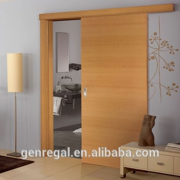 Classic Design Wooden Interior Sliding Door - Buy Sliding Door,Wood Sliding  Door,Wood Sliding Door Product on Alibaba com