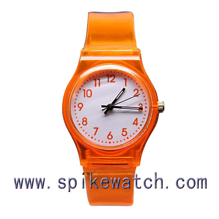 Stylish Cheap plalsti chic watches for girls