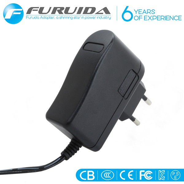 Mini Max Power 12v 1a Wall Charger Adapter