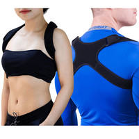 2019 Amazon Top Seller High Quality Adjustable Upper Brace Posture Corrector Back Support