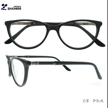 2018 New Trending Classic Acetate Glasses Fashion Optical Frame For ...