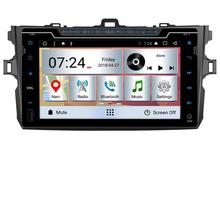 Android 8.1 Touch Screen Car <span class=keywords><strong>Multimedia</strong></span> per Toyota Prius car DVD Player Auto Radio con Wifi 4g TV Carplay dsp 8 pollici gps per auto