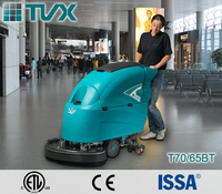 Manufacturer directly supply industrial floor scrubber with high quality