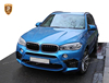 2016 new design For BMW body kit X5 F15 bumper kit car upgrade X5M body kit