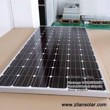 High efficiency Monocrystalline solar panel 100W with 3 years warranty