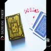 gold foil playing cards,specialized printing playing cards,top quality gold foil playing card playing cards