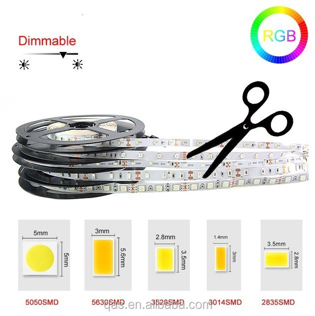 Ies File 5050 Double Color Temperature Led Strip,One Chip With ...