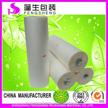 outside coating paper roll core,12+10 mic printing laminating film
