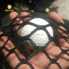 black nylon golf fence nets, golf driving range nets