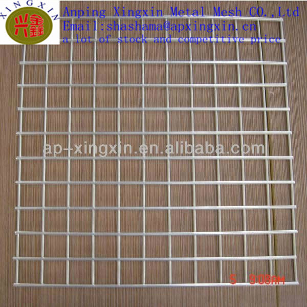 2x2 Galvanized Welded Wire Mesh Panel, 2x2 Galvanized Welded Wire ...