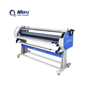 MEFU 1600 Auto Hot Roll Laminating Machine for Cold Film