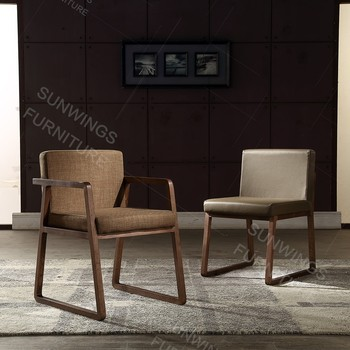 Best Price Home Furniture Fabric Design Dining Room Chair With Wood Leg Wooden Designs