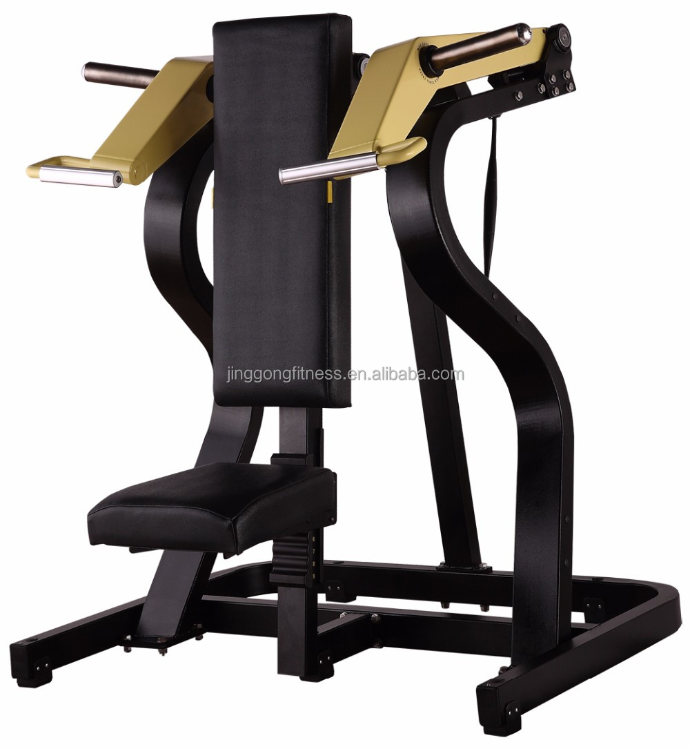 2017 high quality plate loaded gym <strong>equipment</strong>/bodybuilding fitness <strong>equipment</strong>/JG-1907 Shoulder Press