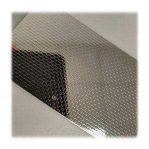 201 304 316L 430 Small oval Embossed stainless steel sheet plate