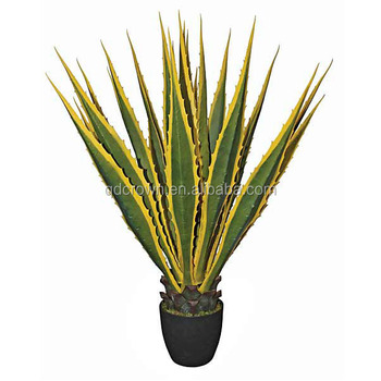 outdoor uv resistant artificial agave aloe plants for sale,indoor fire retardant artificial senseveria snake tropical plant