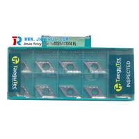 DCGT11T304-FL K10 TAEGUTEC tungsten carbide inerts cutting tool