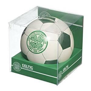 Celtic FC Football Money Bank