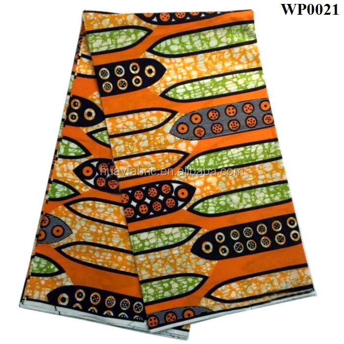 New model african ankara fabrics holland wax print fabric african wax print bags WP0021